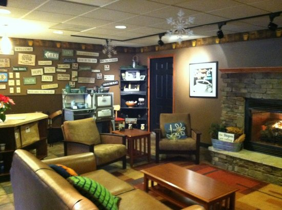 Trader's Coffee House : comfortable and welcoming