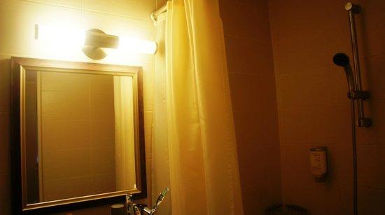 Villa Margaretha: ванная в полулюксе