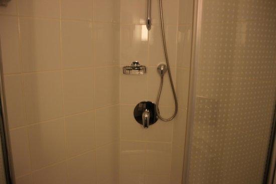 Ibis Istanbul: bathroom