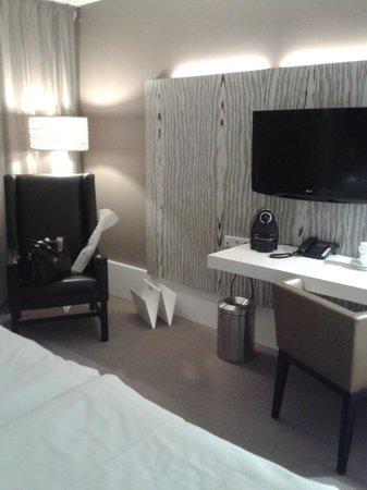 Austria Trend Hotel Park Royal Palace Wien: Наш номер-полное соответствии описанию...