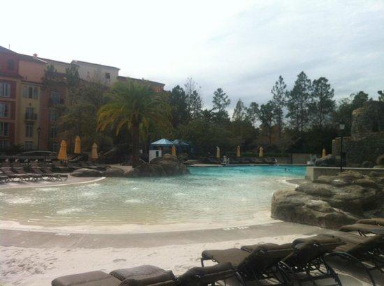 Loews Portofino Bay Hotel at Universal Orlando: Piscina