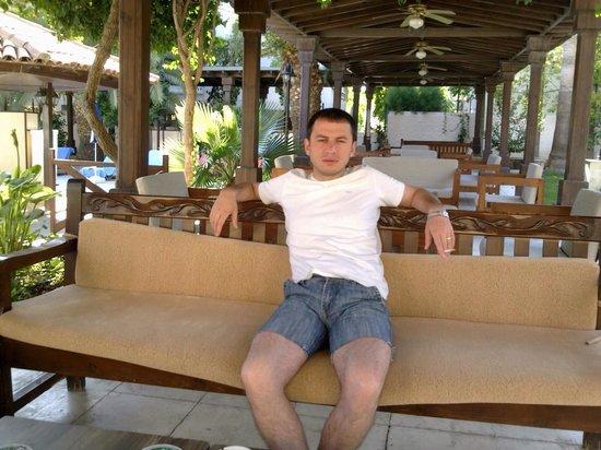 Hotel Pia Bella: Очень хороший отел, персонал милый и приветливый, мне все понравился там