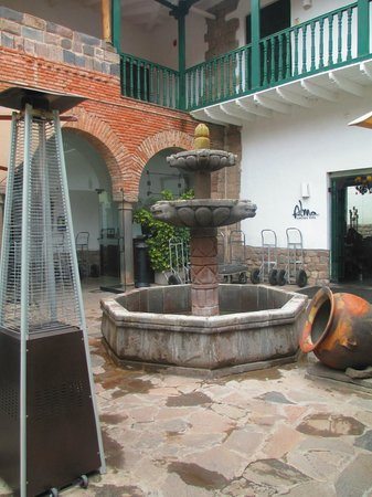 Casa Andina Premium Cusco: bonito