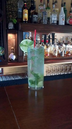 Mina's Spanish Kitchen: Mojito