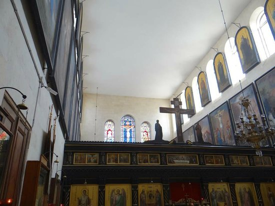 Vieille Ville de Jérusalem : Александровское подворье