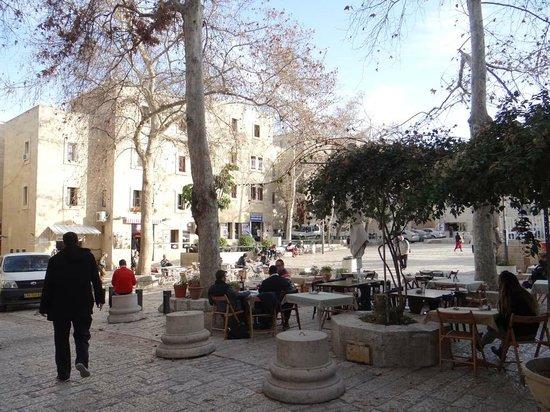 Vieille Ville de Jérusalem : Еврейский квартал Старого города