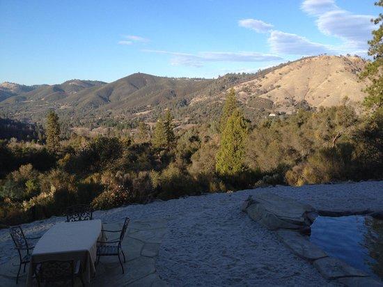 Bella Vista Bed & Breakfast Inc.: views