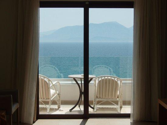 Miramare Resort & Spa : Θέα από το δωμάτιο