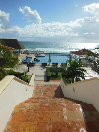 Hotel Casa Turquesa: piscina