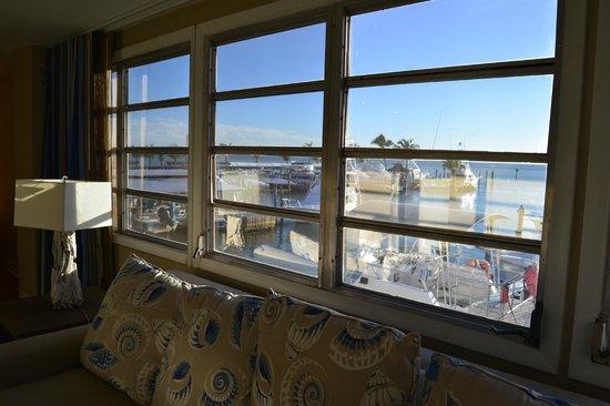 Postcard Inn Beach Resort & Marina: Vistas desde la habitación