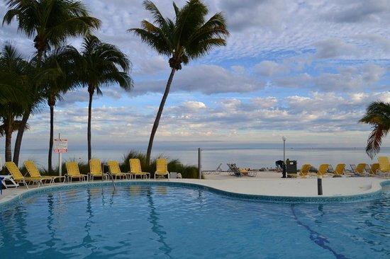 Postcard Inn Beach Resort & Marina at Holiday Isle : La piscina