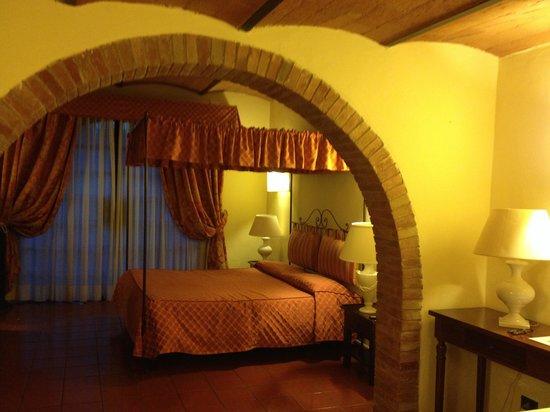 Borgo San Luigi : Junior suite