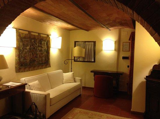 Borgo San Luigi : Ingresso junior suite