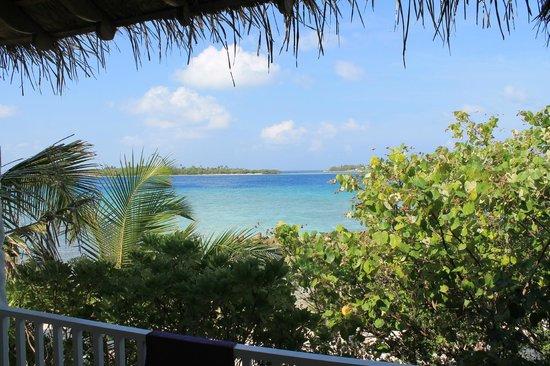 Cinnamon Dhonveli Maldives : View from Superior room balcony