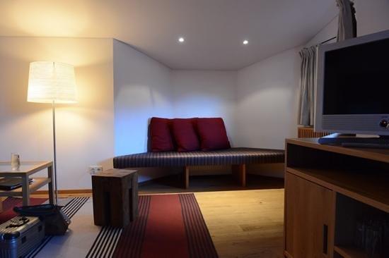 Alpenhotel Montafon: Suite im Nebengebäude