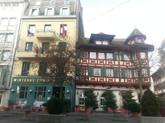 Hotel Rebstock: Hotel