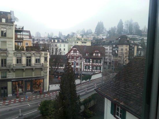 Hotel Rebstock : Room View
