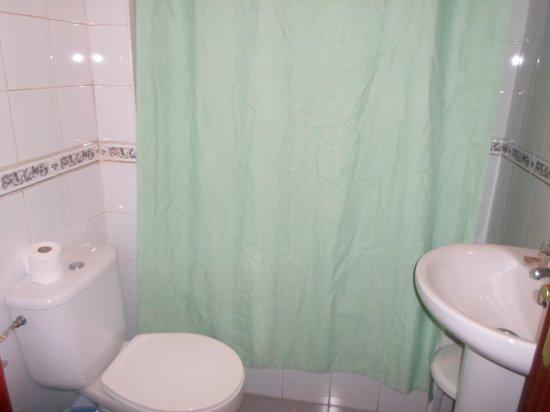 أروندا ذا فيرست: baño