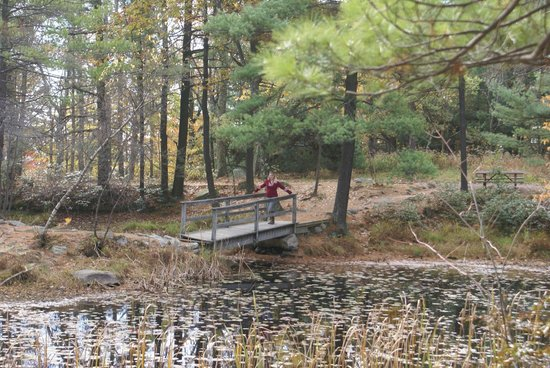 Mohonk Mountain House: Along the trails