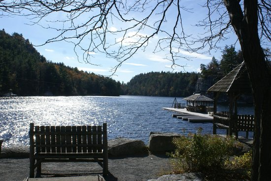 Mohonk Mountain House: Mohonk Lake