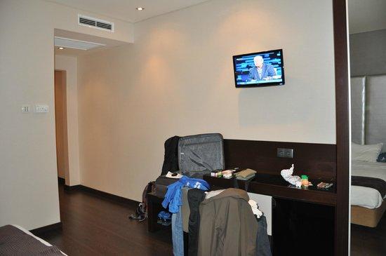 Turim Restauradores Hotel: chambre