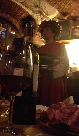 Birreria Centrale: Dante, buon cibo e vino di qualità