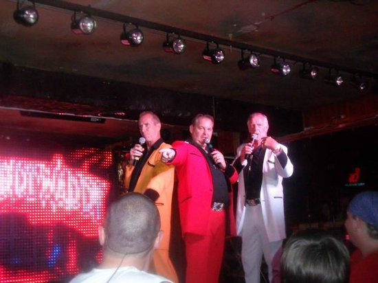 Morgan's Tavern: the excellent shoewaddywaddy neptune's bar benidorm