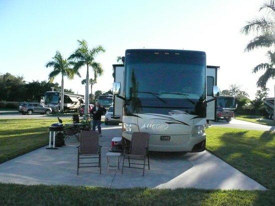 Naples Motorcoach Resort照片
