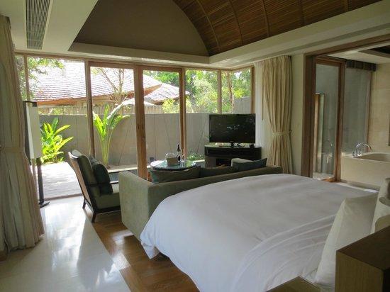 Renaissance Phuket Resort & Spa: our room..very nice