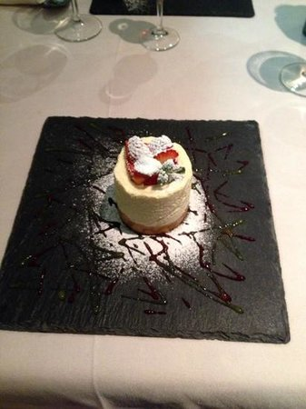 La Cabana: Deb's Handmade cheesecake