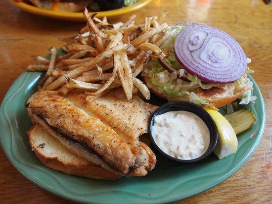 Maggie's Restaurant: Superior Fish