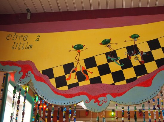 Maggie's Restaurant : Decoration