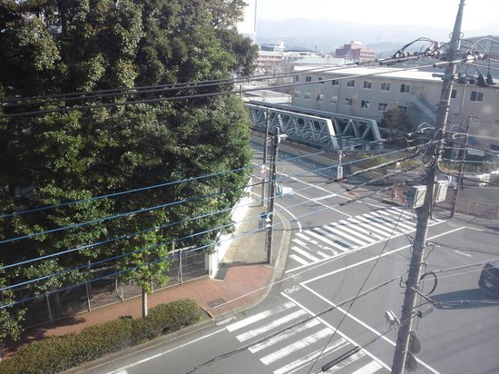 Toyoko Inn Fujisan Mishimaeki: 4Fより北側