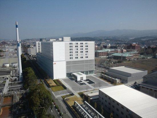 Toyoko Inn Fujisan Mishimaeki: 9F北側