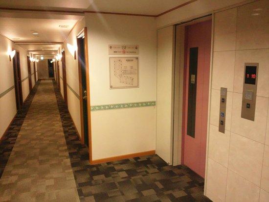 Toyoko Inn Fujisan Mishimaeki: ELVホール