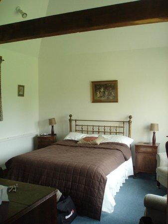 Park Farm Barn Bed & Breakfast: kamer met dubbel bed op gelijkvloers