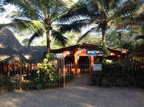 Playa Grande, Costa Rica: Wilbur's Wil-Mart - has anything and everything you need for your vacation!