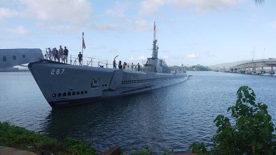 Pearl Harbor: USS Bowfin