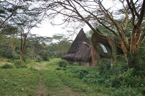 Malewa Wildlife Lodge: One of the cabins