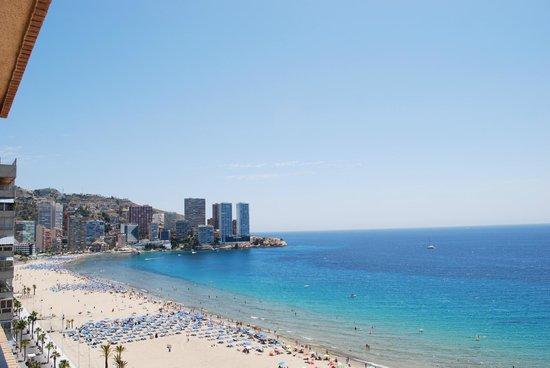 Apartamentos Les Dunes Suites: Levante strand