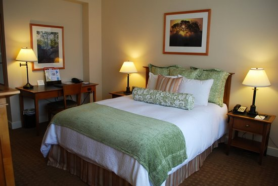 Charles F. Knight Executive Education & Conference Center : Guestroom