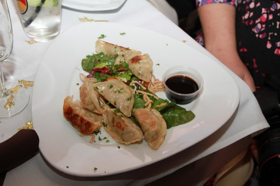High Rock Cafe : Pork Potstickers