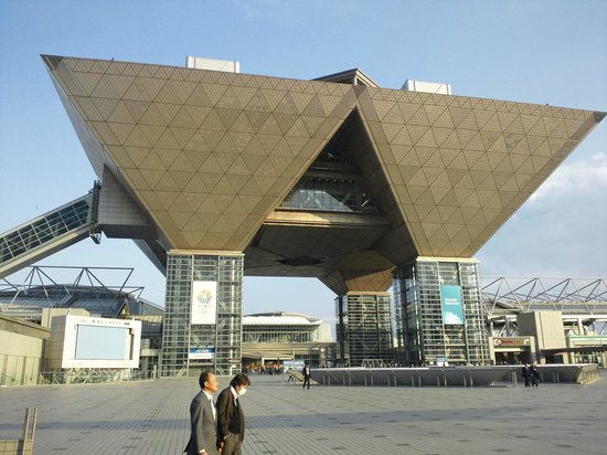 Tokyo Big Sight : 会議棟
