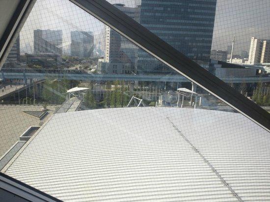 Tokyo Big Sight : 会議棟より