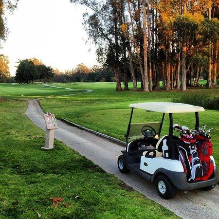 Blacklake Golf Resort: Lakes Second Tee Box