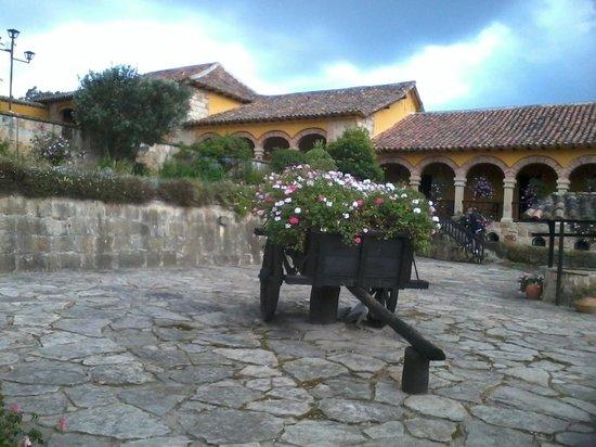 Hotel Hacienda Del Salitre: La carreta