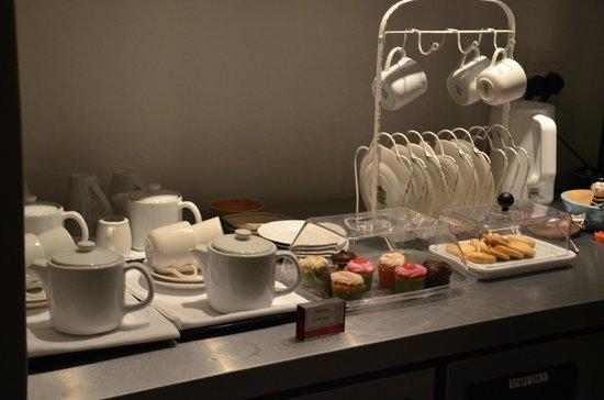 Blackheath Lodge : Delicious tea, coffee and snacks... 24/7