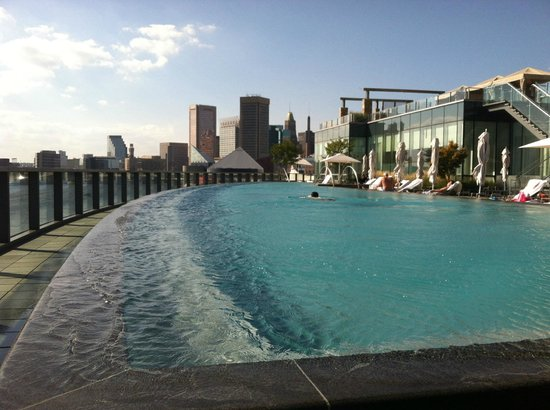 Four Seasons Baltimore: Pool
