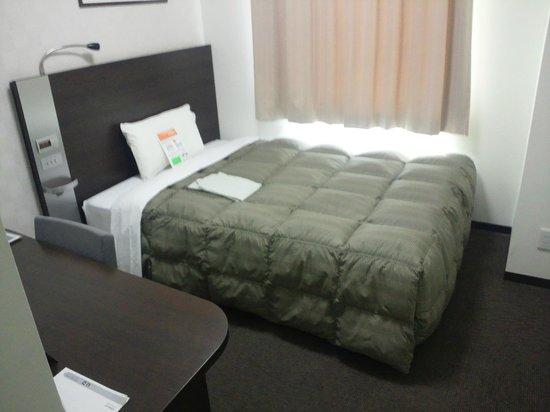 Comfort Hotel Himeji : シングル
