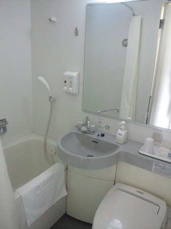 Comfort Hotel Himeji : バス